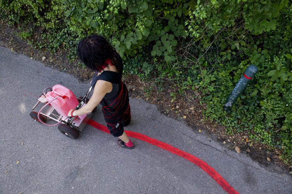 den røde tråd rune fjord studio