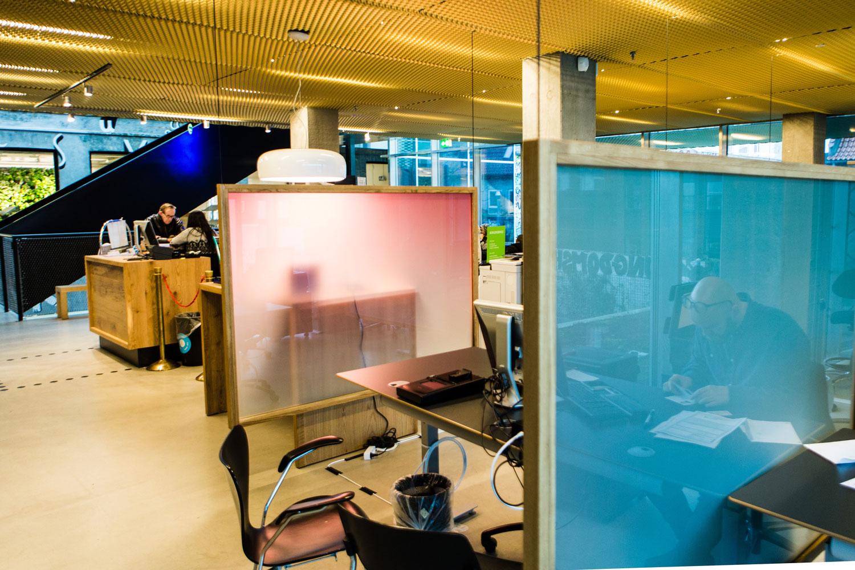 Borgerservice konsultation rentemestervej Rune Fjord Studio