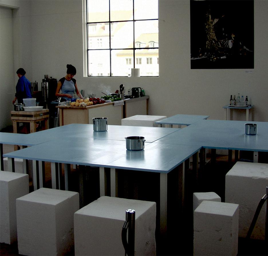 restaurant rune fjord studio