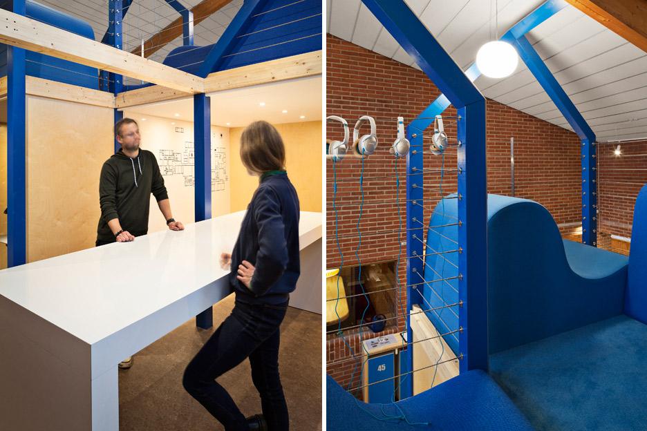 Holmeagerskolen Rune Fjord Studio