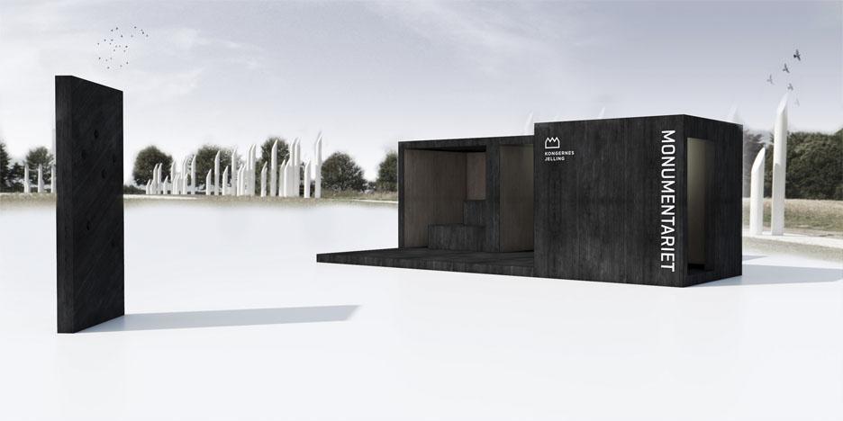 kongernes jelling rune fjord studio