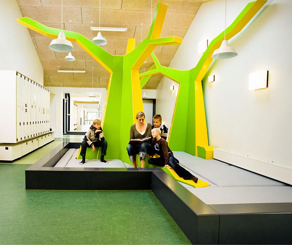 søgårdskolen rune fjord studio