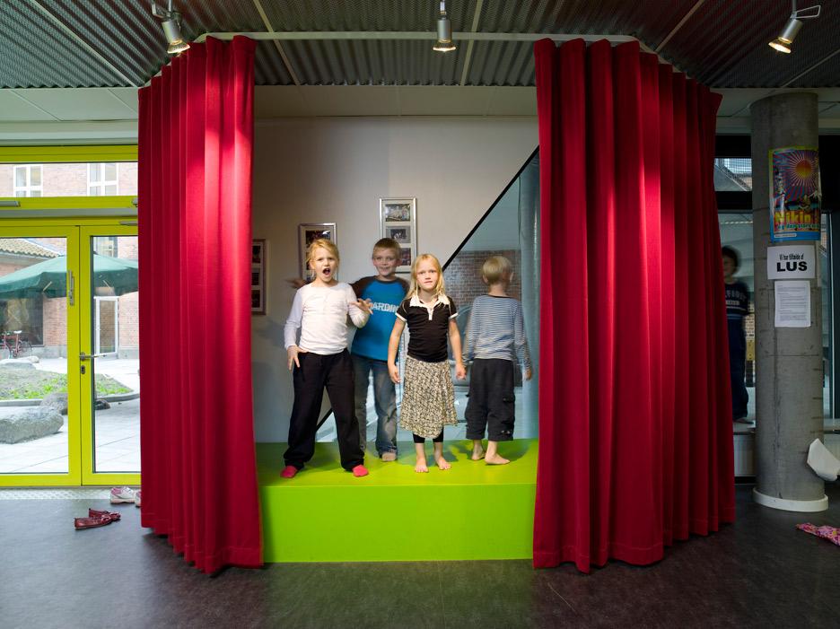 ordrup skole rune fjord studio