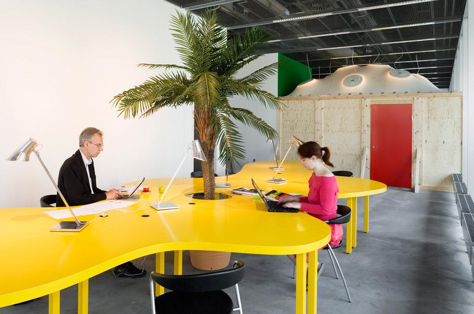 plug and play kontor rune fjord studio