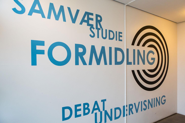 husum bibliotek Rune Fjord Studio