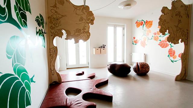 Kvindehjemmet Rune Fjord Studio