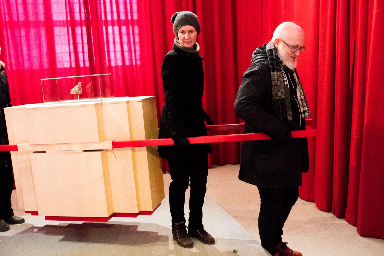 lost love udstilling Rune Fjord studio