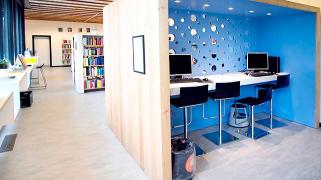 Solvang bibliotek rune fjord studio