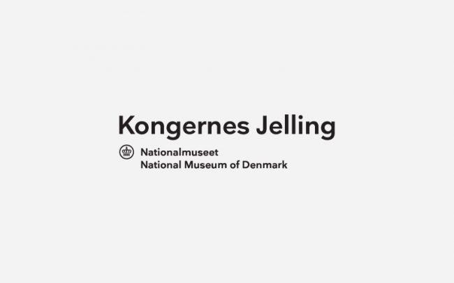 Kongernes Jelling Logo Rune Fjord Studio