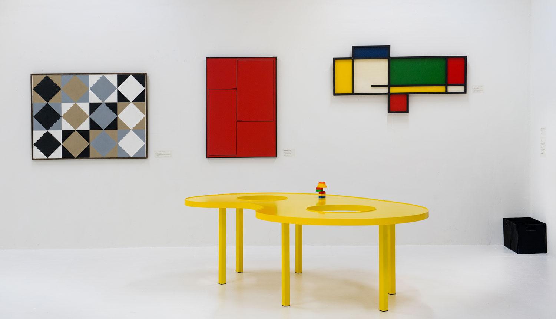 Idealer bord esbjerg kunstmuseum Rune Fjord Studio