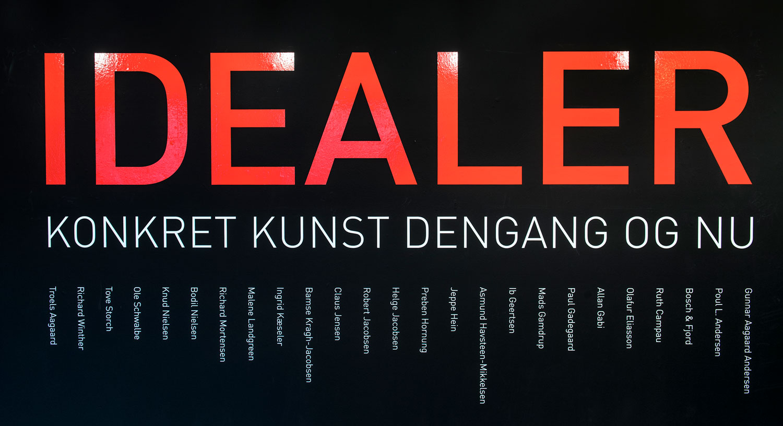 Idealer Esbjerg Kunstmuseum Rune Fjord Studio